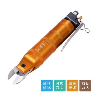 TS-25P气动剪刀F5塑胶气剪S5S手按气动电子脚剪ZS5不锈钢网剪