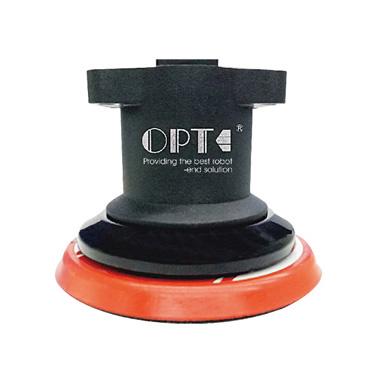 工业级5寸气动打磨机砂纸机抛光机打蜡机
